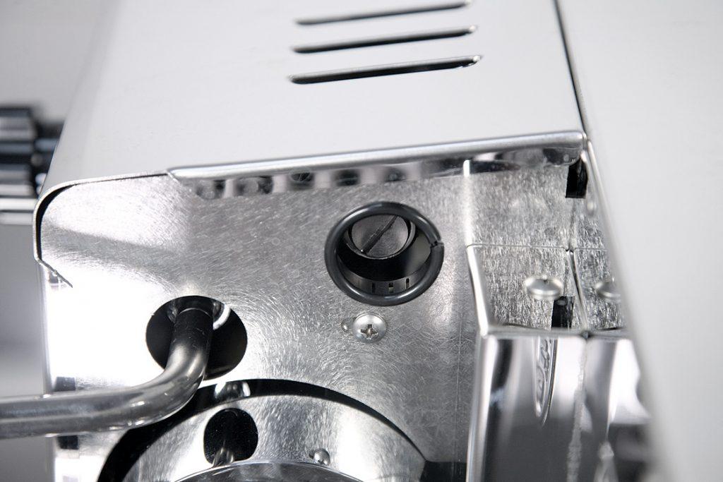 Quick Mill Pippa 4100 - Aussenventil zum Einstellen des Kaffeedrucks