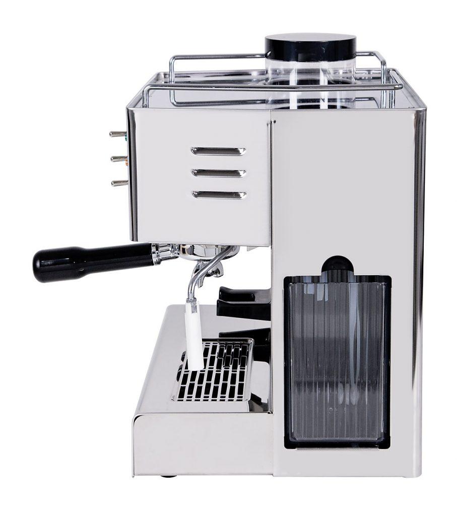 Quick Mill Pegaso 03035 Espressomaschinen mit Siebträger und eingebauter Kaffeemühle